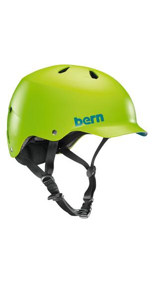 Bern Watts EPS Kask Thin Shell zielony